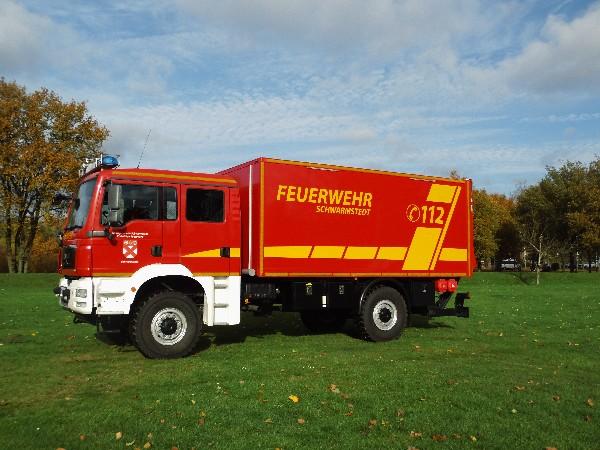 Gerätewagen Logistik GW-L